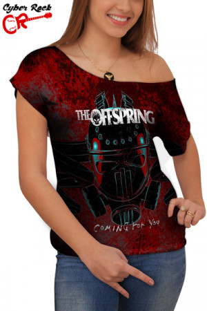 Blusinha The Offspring Coming For You II