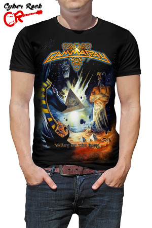 Camiseta Gamma Ray Valley of the Kings