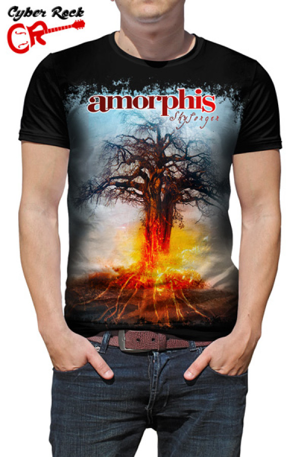 Camiseta Amorphis Skyforge