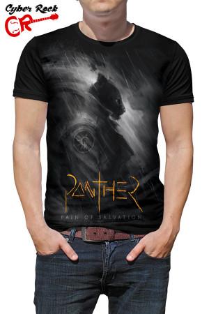 Camiseta Pain of Salvation Panther