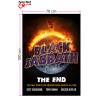Bandeira Black Sabbath The End