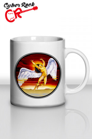 Caneca Led Zeppelin Swan Song