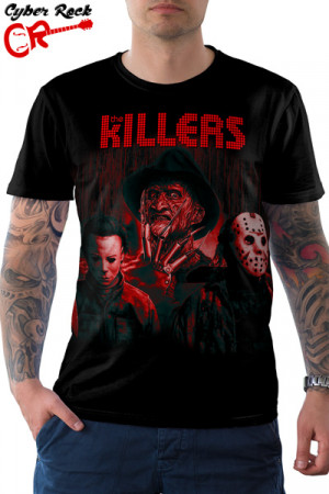 Camiseta The Killers Assassinos