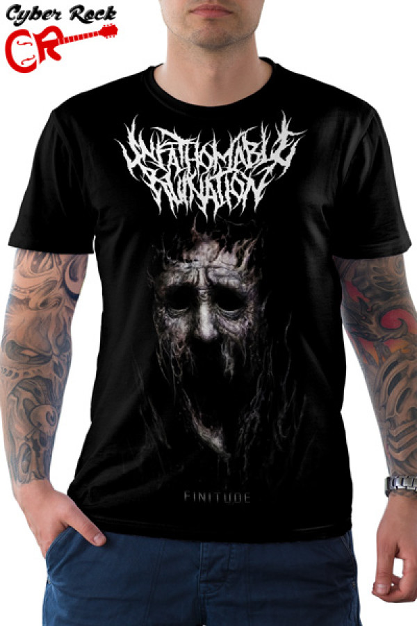 Camiseta Unfathomable Ruination Finitude