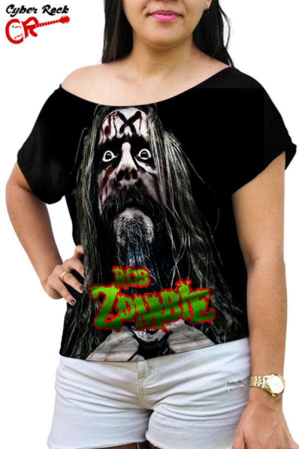 Blusinha Rob Zombie