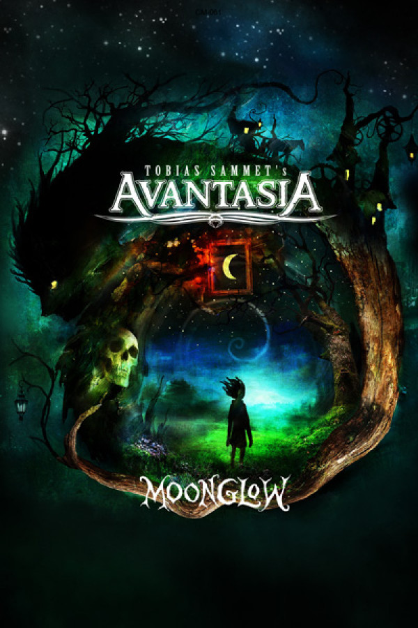 Camiseta Avantasia Moonglow