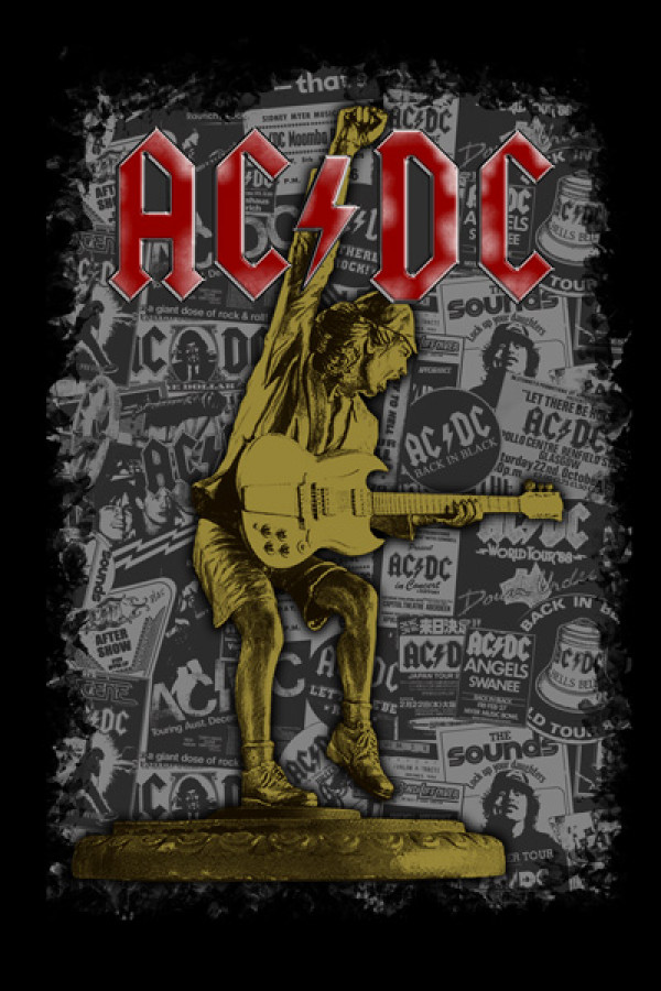 Camiseta AC/DC Stiff Upper Lip