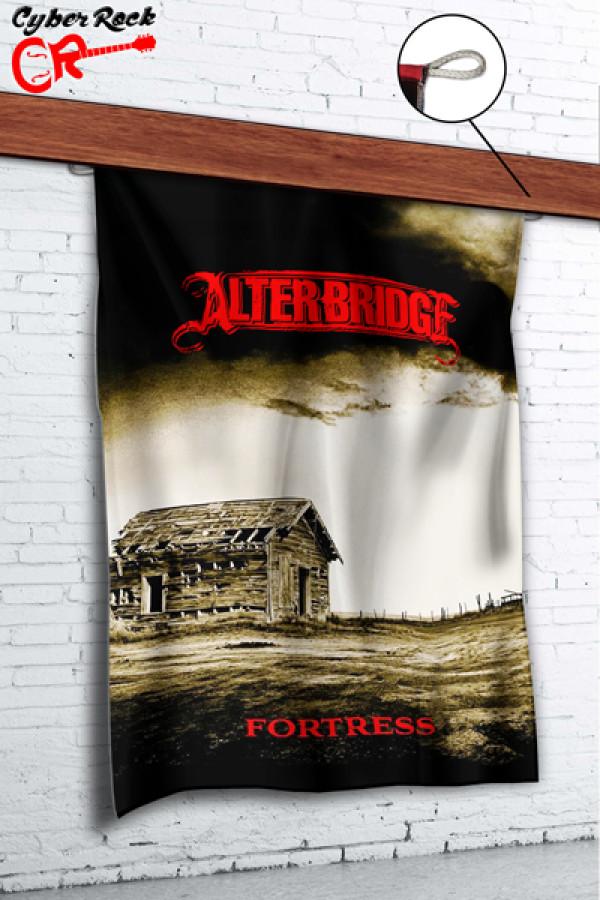 Bandeira Alter Bridge Fortress