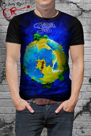 Camiseta Yes Fragile