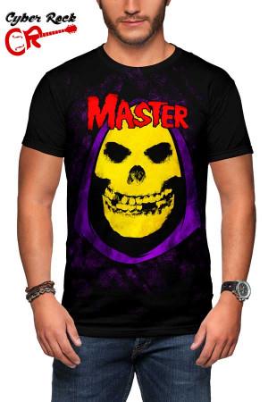 Camiseta Misfits Master