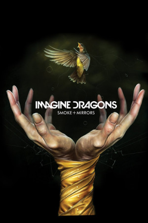 Camiseta Imagine Dragons - Smoke + Mirrors