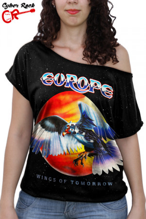 Blusinha Europe Wings of Tomorrow