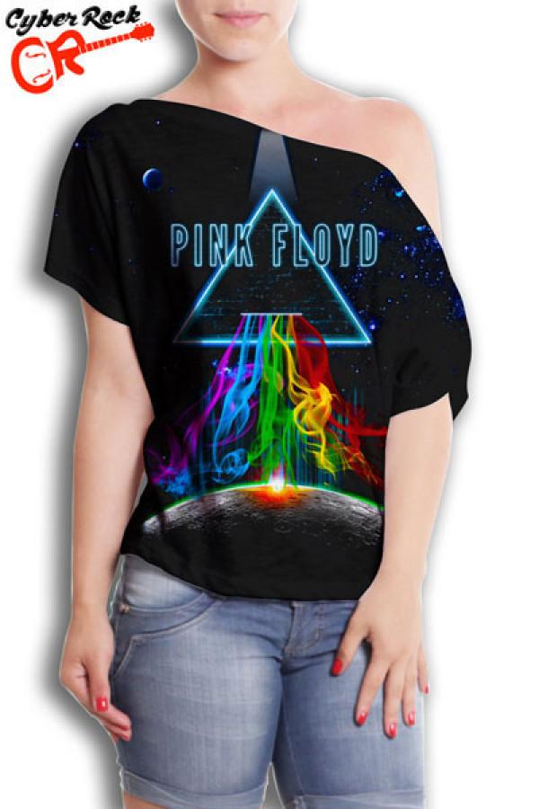 Blusinha Pink Floyd The Dark Side