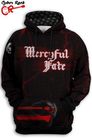 Blusa Moletom Mercyful Fate Melissa