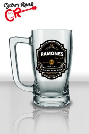Caneca Chopp Ramones