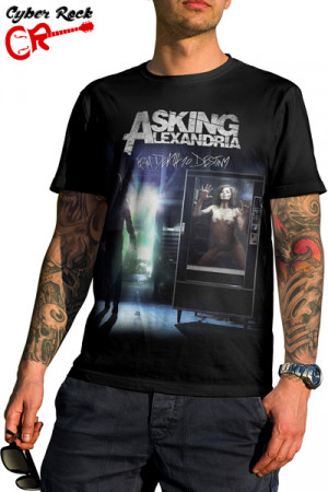 Camiseta Asking Alexandria From Death To Destiny