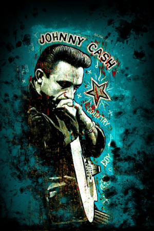 Arte Johnny Cash II