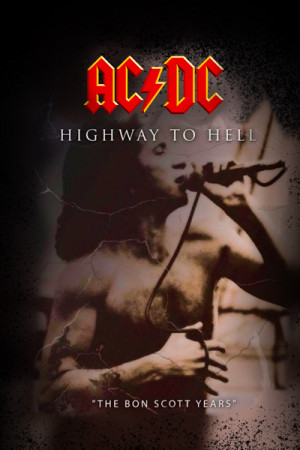 Camiseta AC DC Highway to Hell