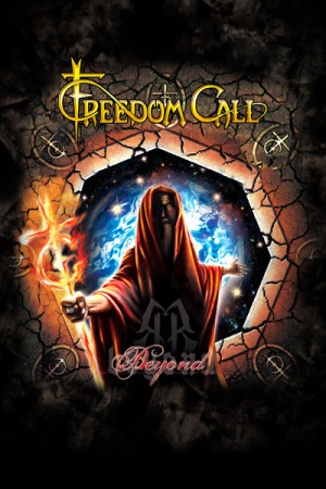 Camiseta Freedom Call Beyond