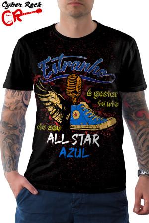 Camiseta Nando Reis All Star