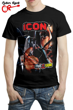 Camiseta Icon Night of the Crime