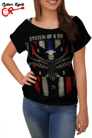 Blusinha System of a Down I