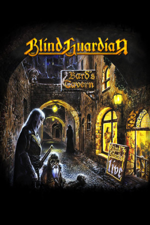 Camiseta Blind Guardian Live Bards Tavern