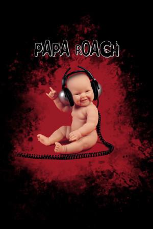Camiseta Papa Roach Lovehatetragedy