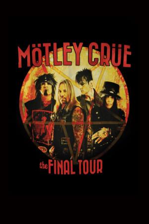 Blusinha Motley Crue the Final Tour
