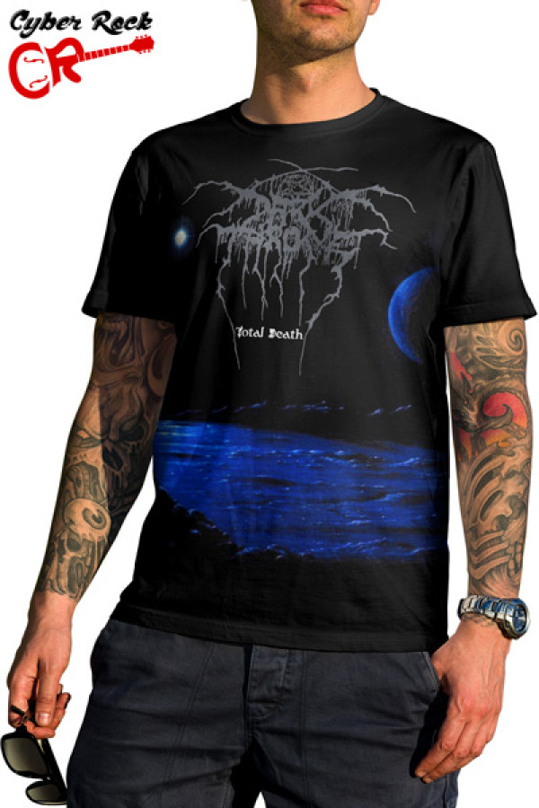 Camiseta Darkthrone - Total Death