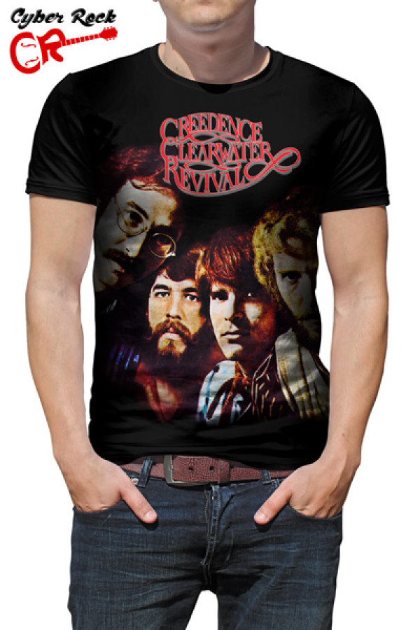 Camiseta Creedence Clearwater Revival Pendulum