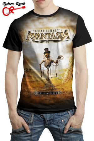 Camiseta Avantasia The Scarecrow