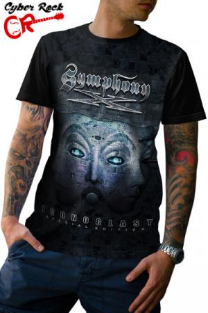 Camiseta Symphony X Iconoclast