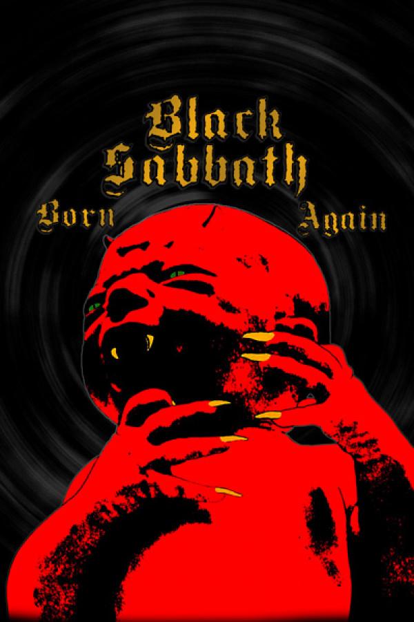 Regata Black Sabbath Born Again