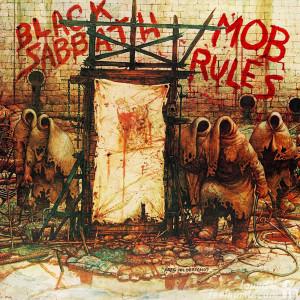 CD Black Sabbath – Mob Rules