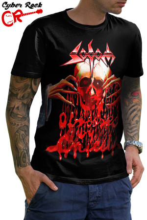 Camiseta Sodom Obsessed by Cruelty