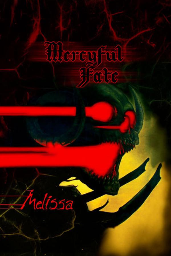 Blusa Moletom Mercyful Fate Melissa