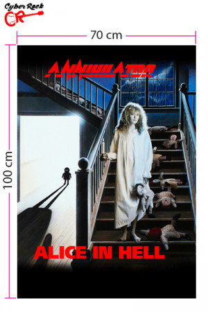 Bandeira Annihilator Alice in Hell