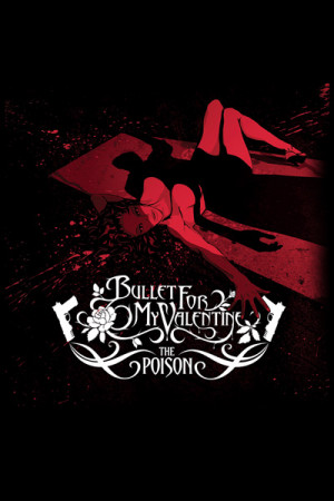 Camiseta Bullet For My Valentine My Poison