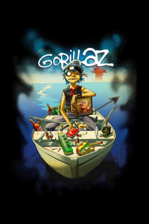 Blusinha Gorillaz II
