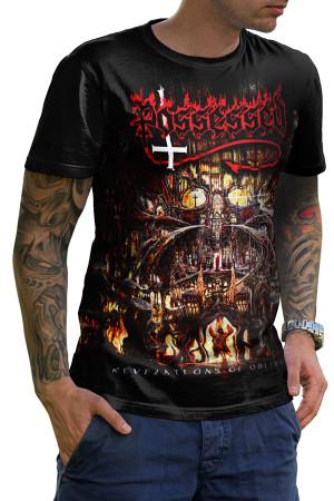 camiseta Possessed Revelations of Oblivion