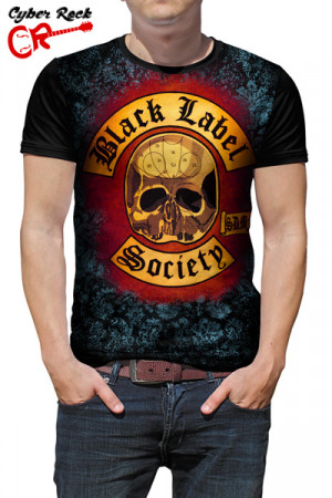 Camiseta Black Label Society II
