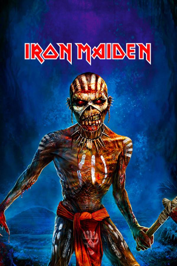 Regata Iron Maiden Book Souls 2