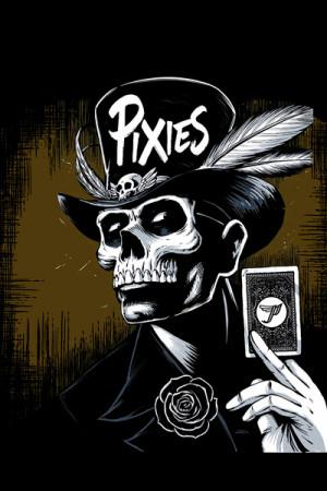 Camiseta Pixies