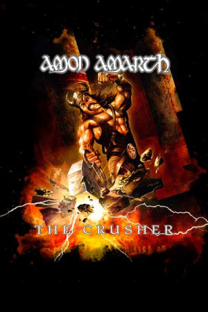 Camiseta Amon Amarth The Crusher