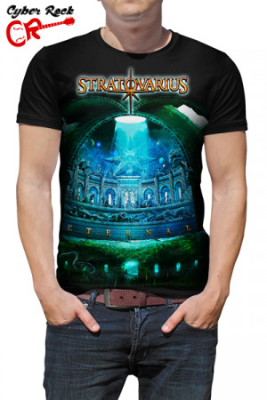 Camiseta Stratovarious