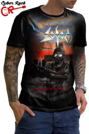 Camiseta Sodom Persecution Mania