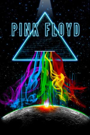 Capa Almofada Pink Floyd