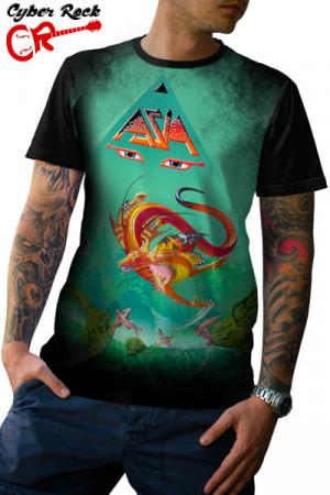 Camiseta Asia XXX