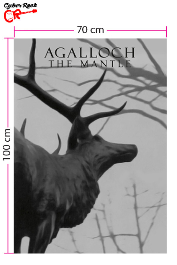 Bandeira Agalloch -The Mantle